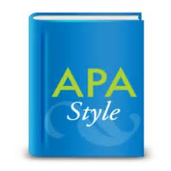 Examples of research paper outlines in apa format